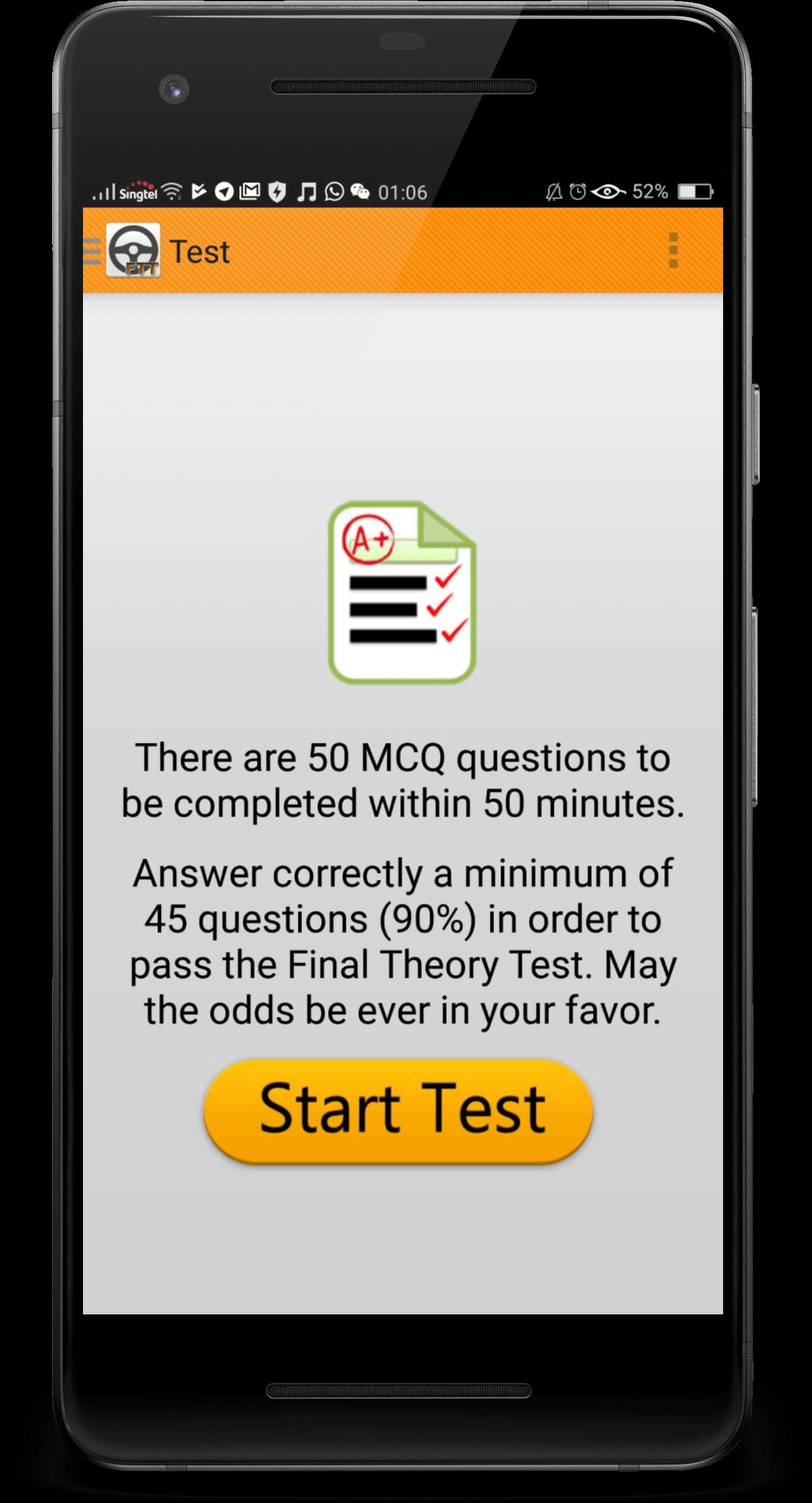 ftt_start_test